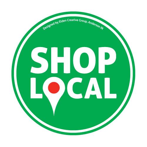 Shop Local Logo | Elden Creative Group