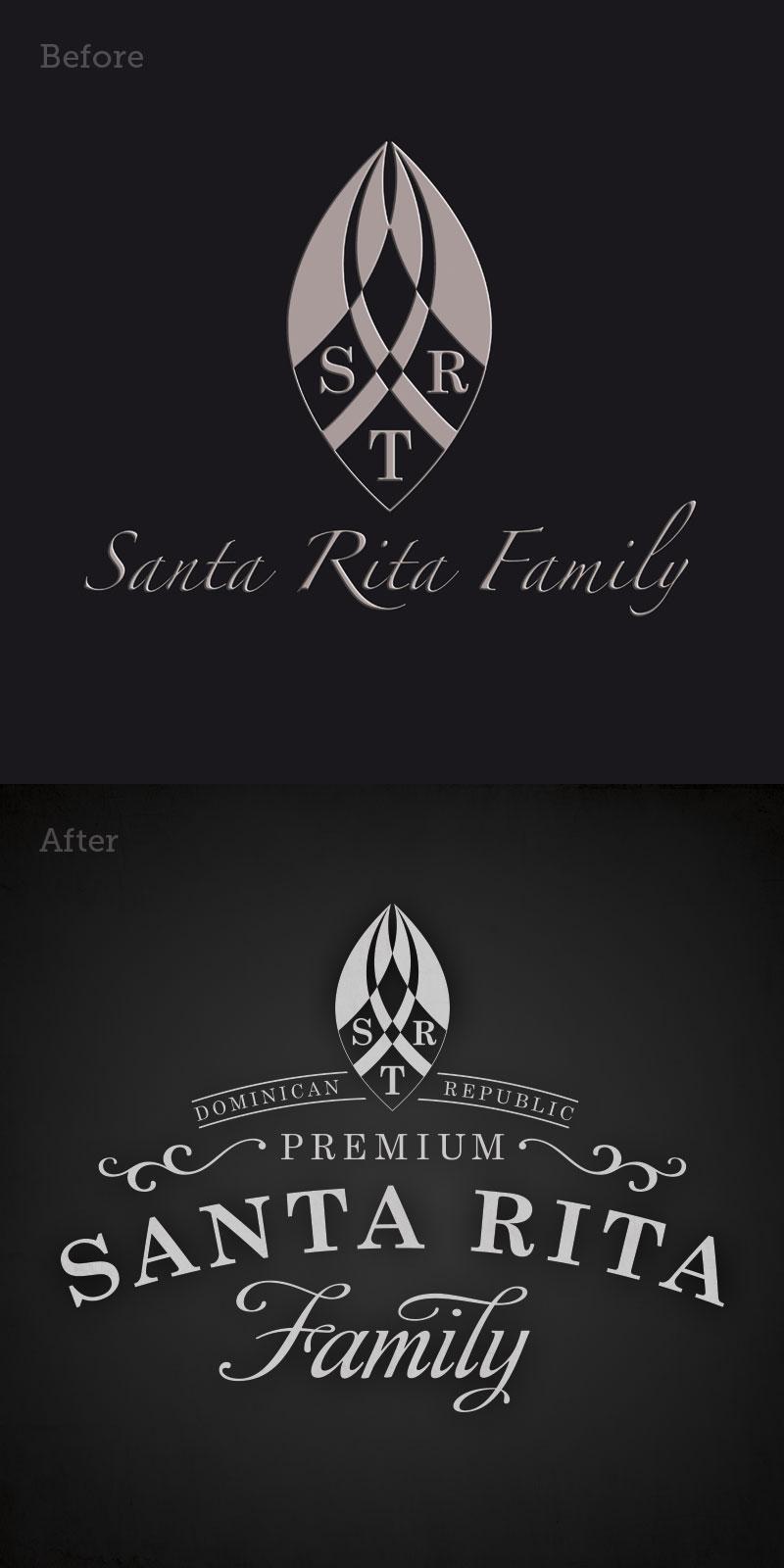 SRT Cigars Logo Redesign | Elden Creative Group