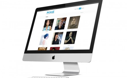 Mike Atkins Entertainment Website Design