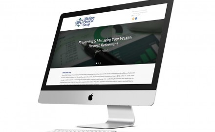 ECG Launches New Website for Michigan Financial Group