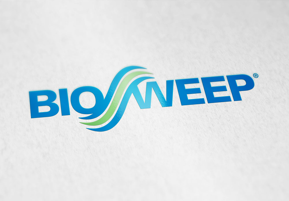 Logo Design for BioSweep | Elden Creative Group