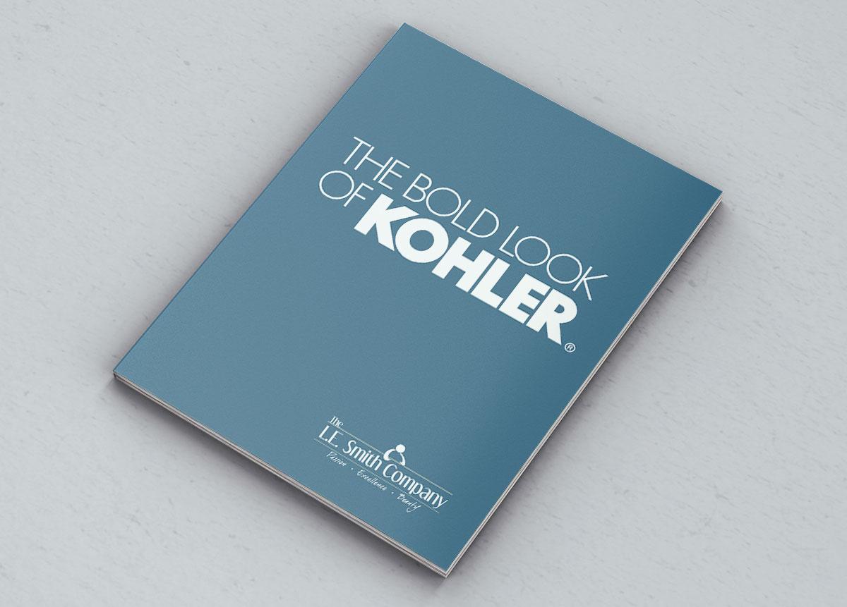 L. E. Smith KOHLER Catalog Design | Elden Creative Group
