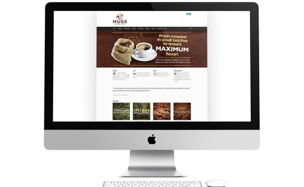 New e-Commerce Site Launched for MUGS Coffee & Tea Company