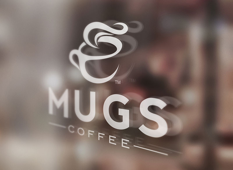 MUGS Coffee Logo | Elden Creative Group