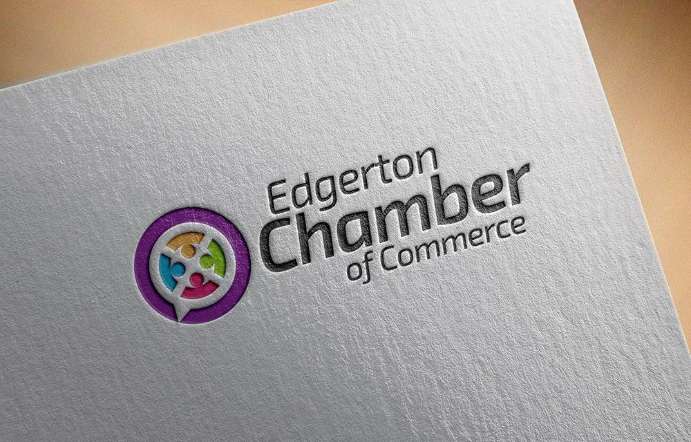 ECG Unveils New Logo for Edgerton Chamber of Commerce