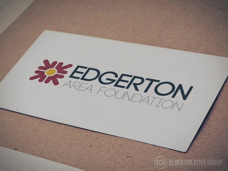ECG Redesigns Edgerton Area Foundation Logo