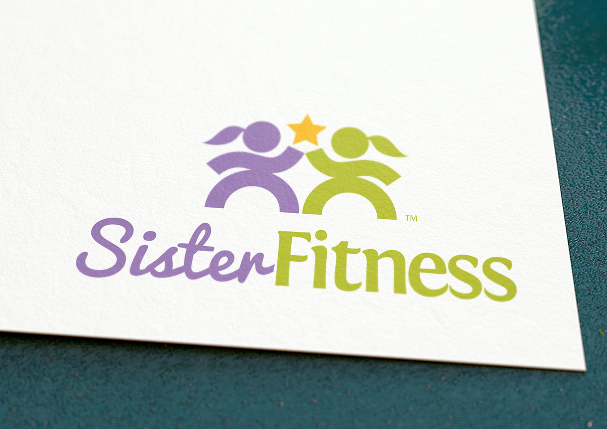 Sister Fitness Logo | Elden Creative Group