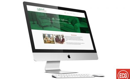 Dietsch Furniture Website Redesign