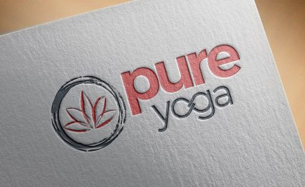 Pure Yoga Re-Brand