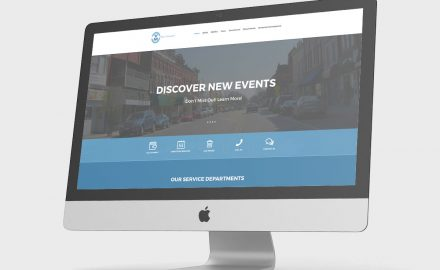 Village of Montpelier Website Redesign